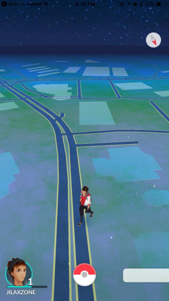 Pokemon Go jilaxzone.com all pokemon is gone