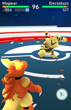 Pokemon Go jilaxzone.com Gym Battle