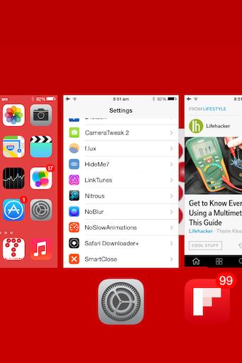 Speed Up Old iPhone Tweak jilaxzone.com Clear App Switcher