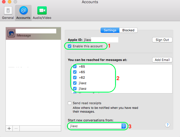 how to delete messages in imessage on mac