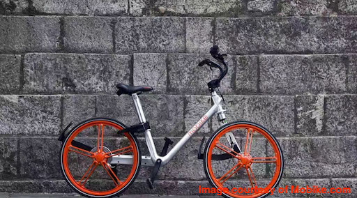 Bicycle Sharing jilaxzone.com Mobike