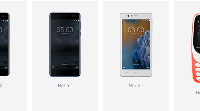 Nokia 2017 Phones jilaxzone.com
