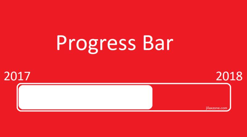 2017 half year target review jilaxzone.com progress bar