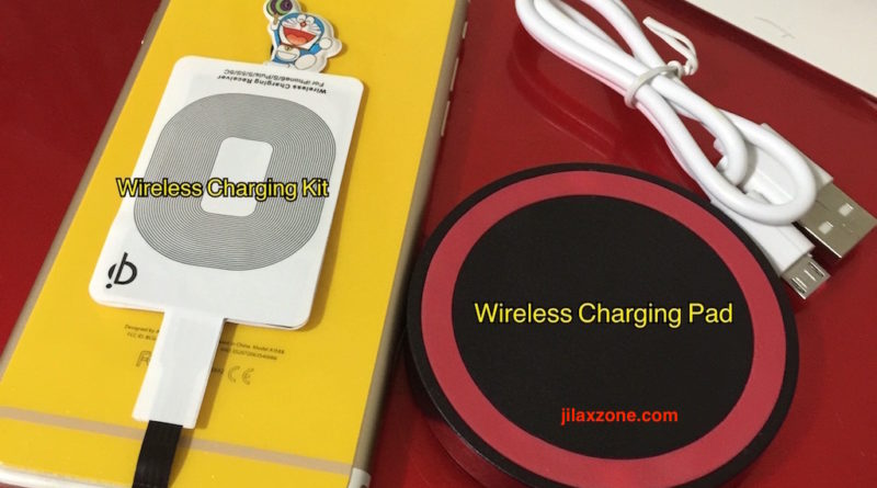Enable Old iPhone Wireless Charging jilaxzone.com iPhone Wireless Charging Kit