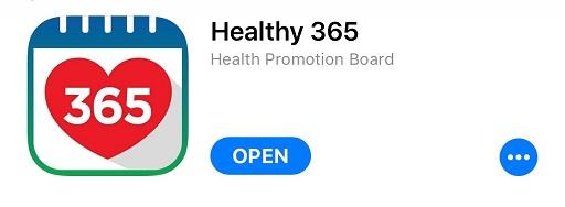 HPB Healthy 365 app jilaxzone.com app icon