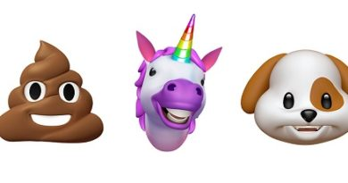 iOS 11 new emoji jilaxzone.com animoji