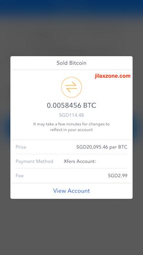 I sell my Bitcoin jilaxzone.com