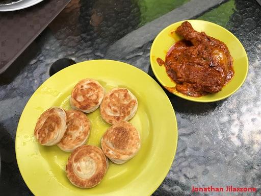 UOB Promotion Satay by the Bay jilaxzone.com Coin Prata Food