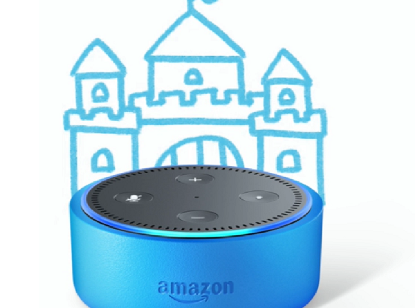 Amazon Echo Dot Kids Edition jilaxzone.com blue edition