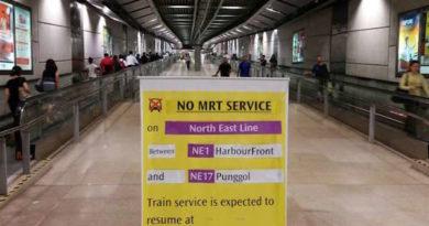 Singapore Train Service Disruptions jilaxzone.com Serangoon MRT