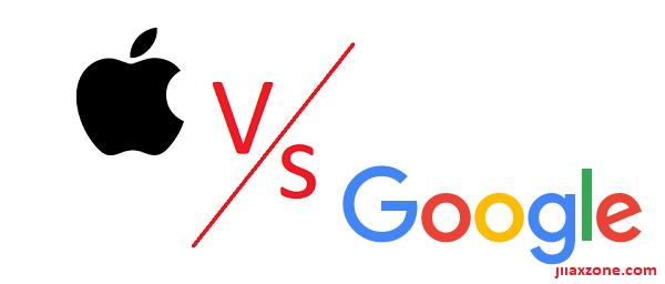 Apple vs Google wins jilaxzone.com