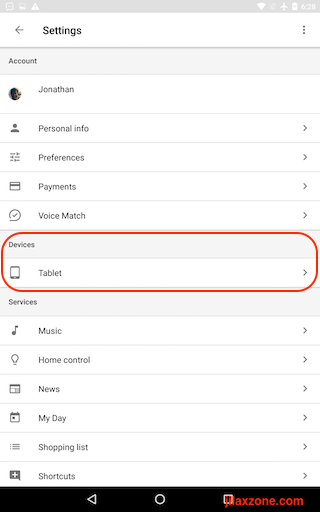 Turning Off Google Assistant jilaxzone.com Google Assistant Devices
