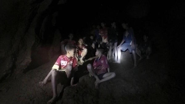 Lessons Learned from Thai Boys Trapped inside the cave jilaxzone.com