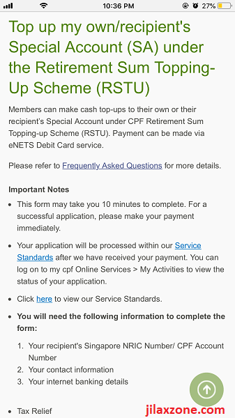 5 CPF cash top-up jilaxzone.com RSTU terms and conditions