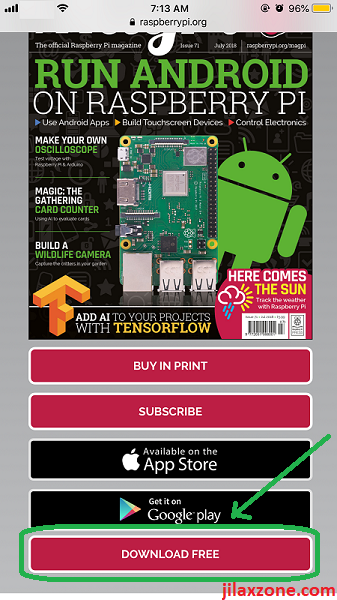 Download MagPi - The Official Raspberry Pi Magazine for ...