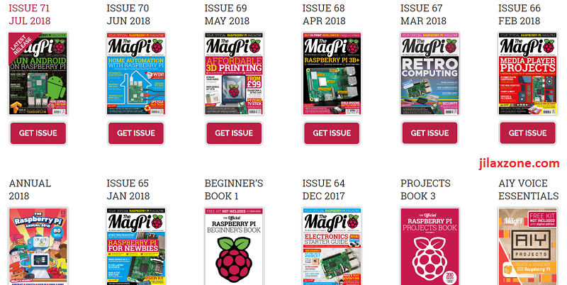 Download MagPi – The Official Raspberry Pi Magazine for FREE. Here's how.