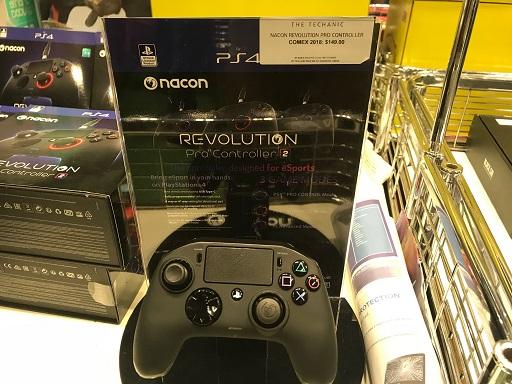 Comex 2018 jilaxzone.com PlayStation Controller Discount