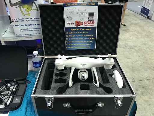 Comex 2018 jilaxzone.com air drones