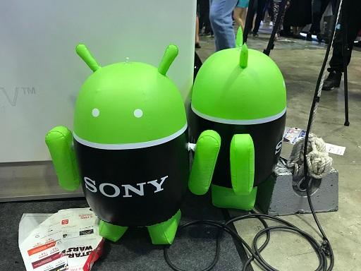 Comex 2018 jilaxzone.com sony android tv