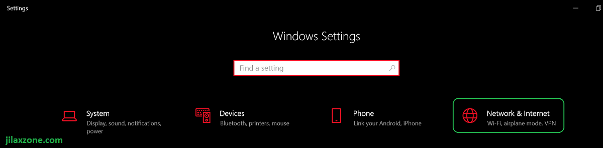 windows 10 data usage network and internet jilaxzone.com