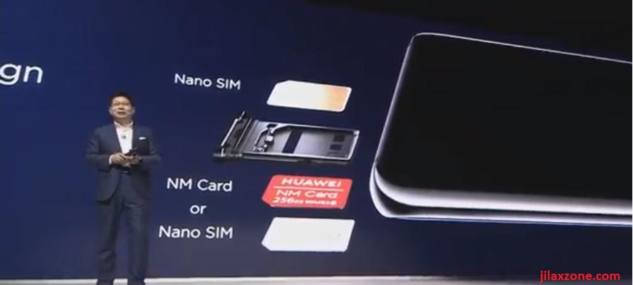 Nano Memory Card NM Card NanoSD card same size as nano sim card jilaxzone.com