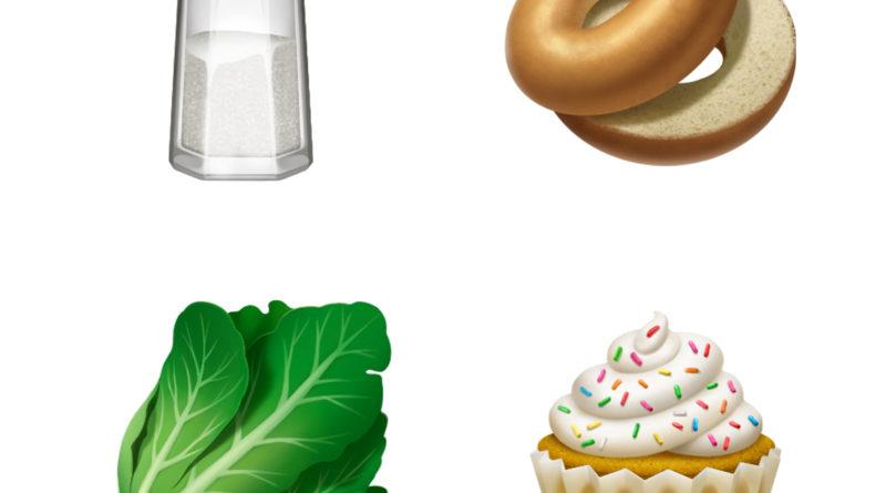 ios-121-emoji-update-salt-lettuce-bagel-cupcake-jilaxzone.com