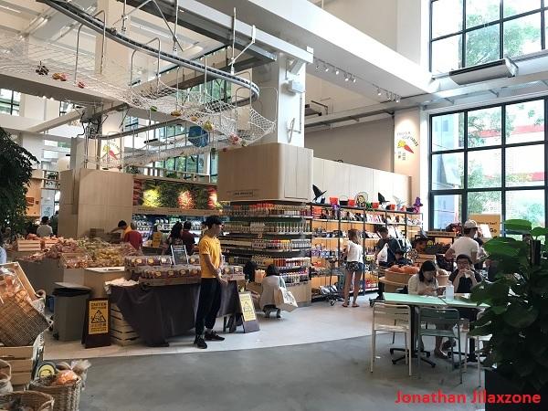 4 Honestbee Habitat by Honestbee jilaxzone.com supermarket look and feel