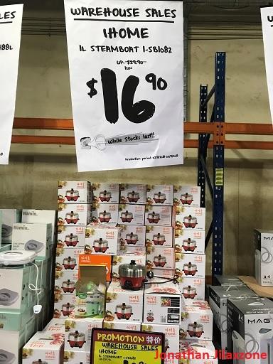 Giant Tampines Warehouse Sale November 2018 jilaxzone.com Steamboat Set