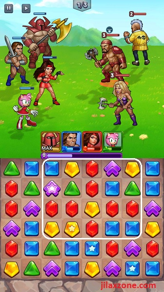 Sega Heroes Cheats Tips Tricks ready for big time attack jilaxzone.com