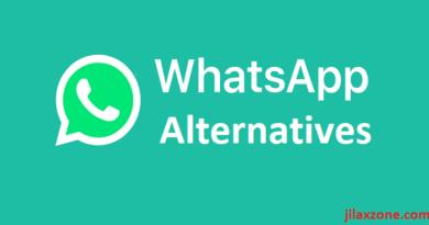 WhatsApp alternatives jilaxzone.com