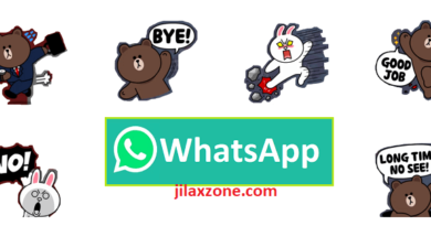Create your own whatsapp stickers jilaxzone.com