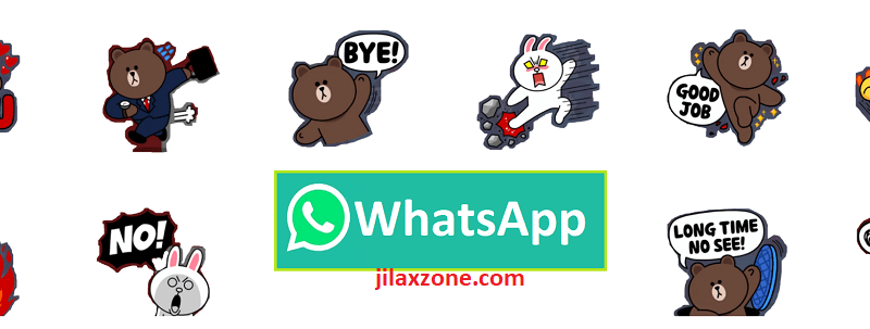Create your own whatsapp stickers jilaxzone.com