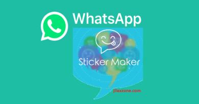 WhatsApp Sticker Maker jilaxzone.com