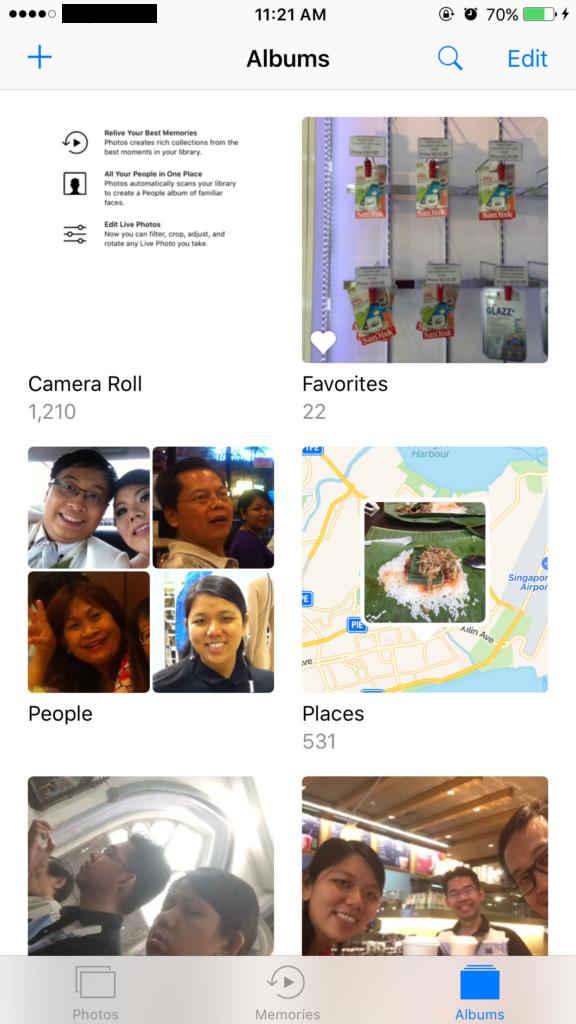 iOS 10 Day 3 jilaxzone.com Photos App