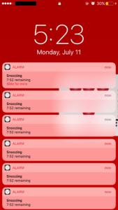 iOS 10 Bug: 1 Alarm sound multiple times - jilaxzone.com