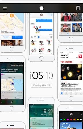 iOS 10 public beta jilaxzone.com