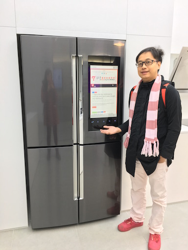 seoul-south-korea-jilaxzone.com-samsung-fridge-with-huge-screen-gangnam