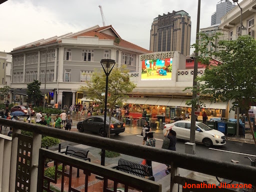 Must Visit Place in Singapore jilaxzone.com The Famous Bugis Street