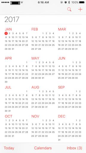 Welcome 2017 jilaxzone.com 2017 calendar