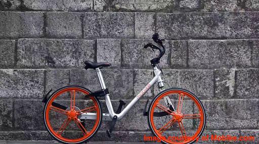 Bicycle Sharing jilaxzone.com Mobike