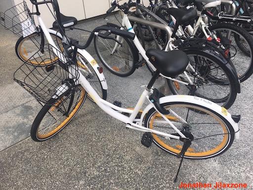 Bicycle Sharing jilaxzone.com oBike