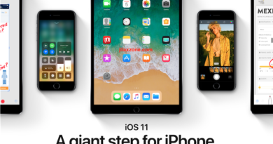 Apple iOS 11 jilaxzone.com