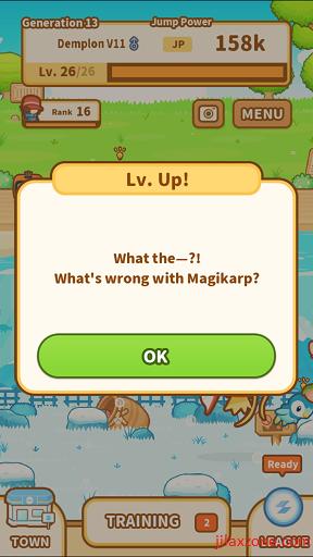 Pokemon Magikarp Jump Unlock Gyarados jilaxzone.com Magikarp turned to Gyarados