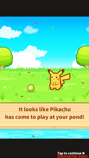 Pokemon Magikarp Jump jilaxzone.com Pikachu
