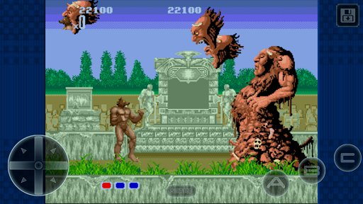Sega Classics jilaxzone.com Altered Beast