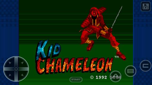 Sega Classics jilaxzone.com Kid Chameleon
