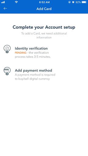Coinbase app jilaxzone.com bitcoin verification pending