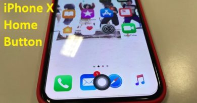 iPhone X Home Button jilaxzone.com Bring Back Home Button to iPhone X