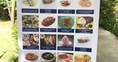 UOB Promotion Satay by the Bay jilaxzone.com $1 food