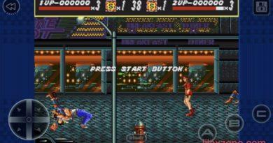 7 Offline Games jilaxzone.com Streets of Rage